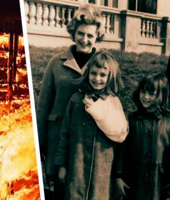 Дочь дважды сжигала дом, и врачи считали её безумной, пока не прочли дневник мамы. Суд девушку оправдал