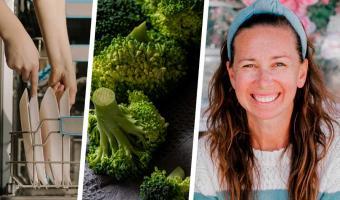 Блогерша сварила овощи в посудомоечной машине, но нарвалась на хейт. Люди теперь боятся обедать у неё дома