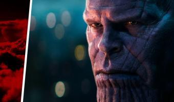 Художник Marvel показал эскизы Таноса, и фаны поняли, кого потеряли. С таким обликом злодей мог стать Бэтменом