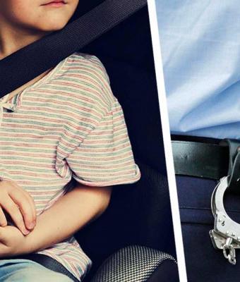 Полицейский трижды штрафовал маму за отсутствие детского автокресла. То, что произошло потом, — сцена из кино