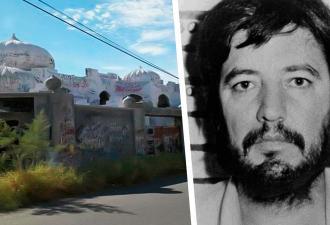 Рабочие снесли особняк наркобарона, а там — сюрприз. Кажется, мужчина вдохновлялся «Побегом из Шоушенка»
