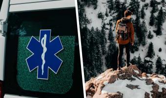 Турист полез в горы, и это была смертельная ошибка. Буквально — он умер на 45 минут, но потом произошло чудо