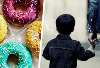 Папа подарил сыну в детстве вкусняшку, а он её так и не съел. Этот десерт — память о том, что пережили люди