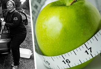 Девушка избавилась от половины своего веса. Для этого ей понадобилось изменить только 30 минут своей жизни