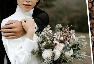 Женщина увидела фото свадьбы кузины, сломала глаза и впала в истерику. Увидеть вместо дерева жениха невозможно