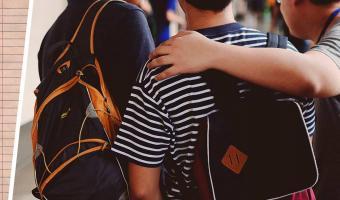 Мальчик подружился с одноклассником — и его жизнь перевернулась с ног на голову. Перед ним был не друг, а брат