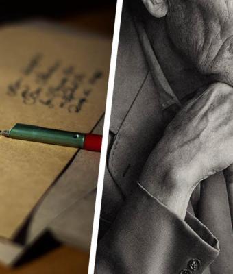 Внучка нашла в вещах деда письмо, по которому плачет рамка. В нём общее прошлое мужчины и бывшего президента