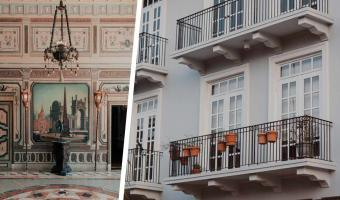В Москве продаётся квартира, которая воскресила бы Тутанхамона. Ещё бы, ведь там даже лучше, чем в пирамиде