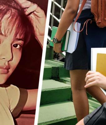 Женщина в 54 года надела свою школьную форму и стала 17-леткой. Ещё бы — в её лексиконе нет слова «возраст»