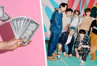 Девочка продавала фанам BTS открытки, но их никогда и не было. Хуже стало, когда она решила исправить ситуацию
