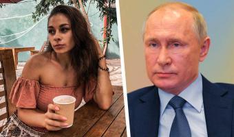 Актриса из фильмов для взрослых спросила о будущем без Владимира Путина. Но хейтеры жёстко ответили россиянке