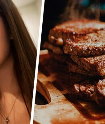 Девушка на видео приготовила стейк в тостере. Гардон Рамзи бы не пережил, а врач уже запретил блюдо навсегда