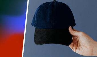 Девушка показала шапку, а началась война. Все спорят, какого она цвета — бордового или зелёного (уже пояснили)