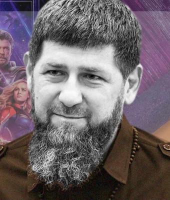 В детском центре заменили рисунки Marvel на чеченских героев. Инвестор был против, но Рамзан Кадыров победил