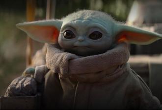 Фаны «Мандалорца» узнали о ранних годах малыша Йоды и слепили мем. Казалось бы, при чём здесь Энакин Скайуокер