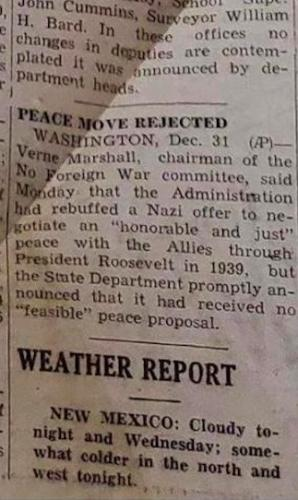 Парень нашёл газету времён Второй мировой и удивился. Кажется, у итальянцев всегда была своя атмосфера