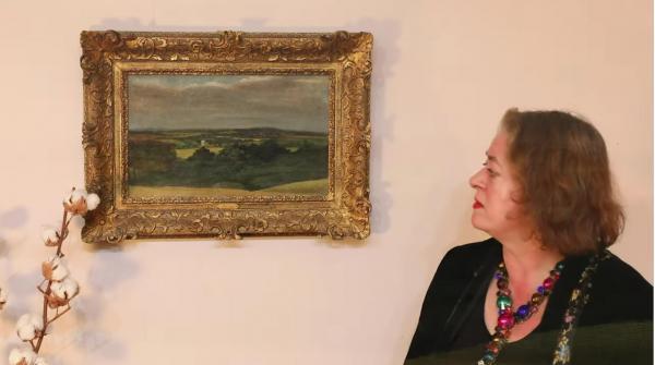 Дедушка оставил потомкам в наследство старинную картину. Только через 80 лет они узнали, что она - бесценна