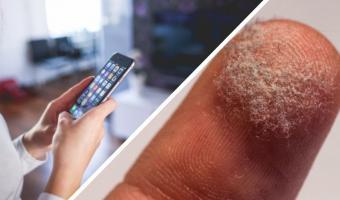 Эксперт по ремонту телефонов показал, сколько грязи в порте для зарядки. Прежде чем посмотреть, отложите еду