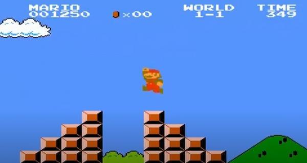 Парень увлёкся Super Mario, но не жалеет. Герой научил блогера главному - как обзавестись идеальным прессом