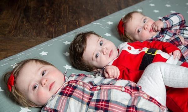 Мать-героиня родила тройню и поставила под вопрос биологию. Ещё бы - случай женщины оказался одним на миллион