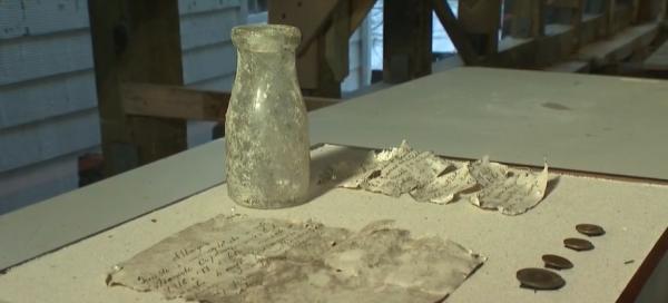 Реставраторы восстанавливали мельницу и узнали