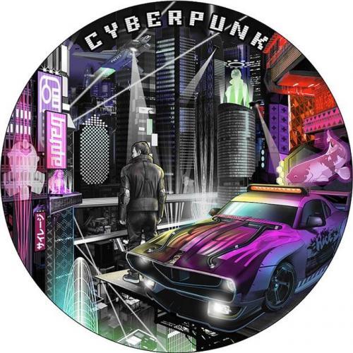 Сувенирные монеты Cyberpunk 2077, и ей можно расплатиться. Правда, придётся отправиться