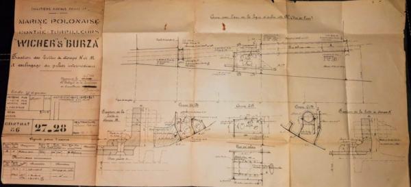 Пенсионер нашёл в шкафу чертежи кораблей Второй мировой. Историки разводят руками - они не могли там оказаться