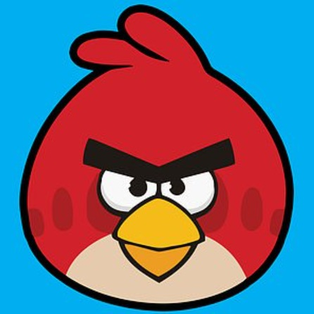Фотографу понадобилось одно фото, чтобы доказать - Angry Birds существуют. Прототип красной птички найден