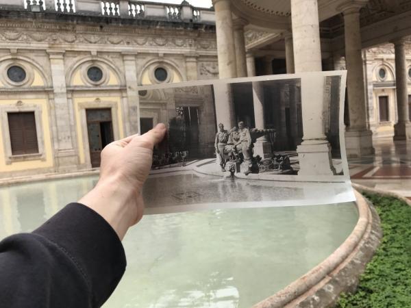 Парень показал фото своего деда и довёл людей до слёз. Ведь, чтобы сделать этот снимок, ему понадобилось 5 лет