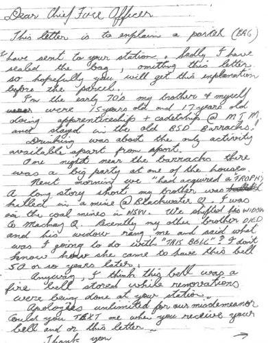 Вдова обнаружила в вещах покойного мужа колокол, и историю семьи надо менять. Предмет раскрыл преступление