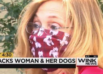 На женщину среди белого дня напал медведь. Но она не испугалась, ведь её сопровождали два телохранителя