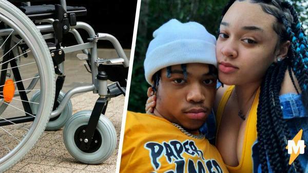 Девушка разыграла парня, спрятав его инвалидное кресло, и люди злы.