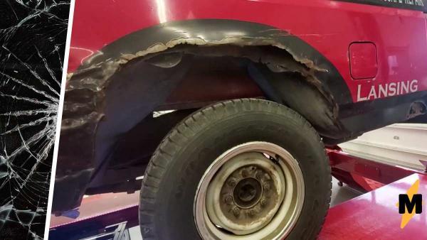 Механик показал машину человека из стали. Ездить на такой может смельчак: у неё совсем беда с безопасностью