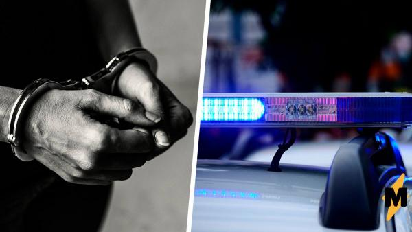 Беглец скрылся от полиции в стиле ниндзя, но зря поверил трюку из мультика. Эпичнее погони был только её финал