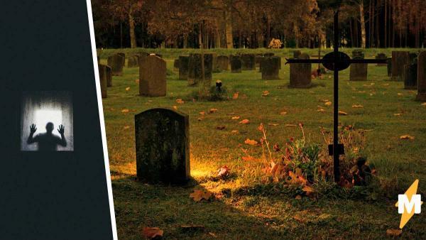 Парень нашёл жуткую могилу, и зря узнал, кто в ней. Прошлое погибших - фильм ужасов, и его семья с ней связана
