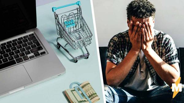 Продавец расплакался, когда узнал, что сделали покупатели. Торговля встала, но парень этому только рад