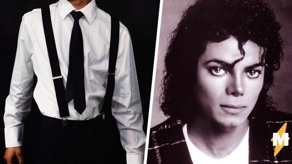 Модель из Англии - идеальная копия Майкла Джексона. Глядя на него, можно подумать: поп-король всё ещё жив