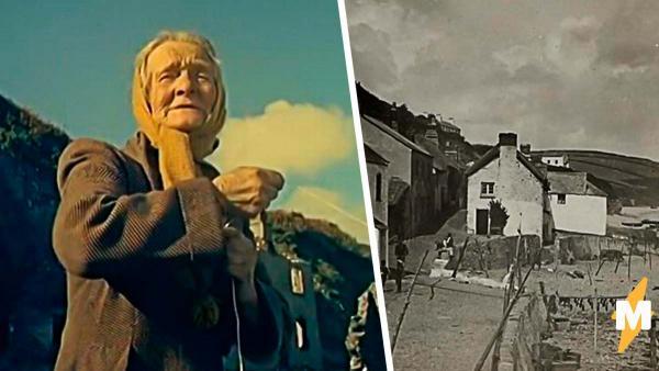 Все люди сбежали из деревни после шторма, кроме старушки. Она 47 лет жила одна, но наконец объяснила почему