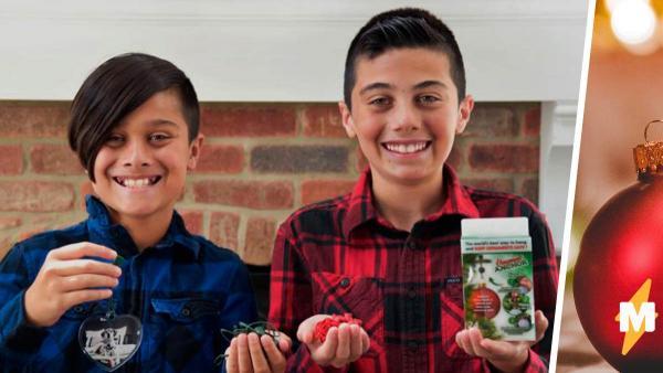 Братья нарядили ёлку, но разбили любимую игрушку бабушки. Их не поругали - осколки обогатили семью на миллионы