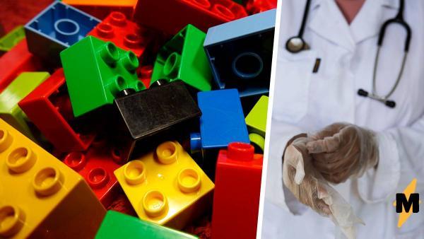 Почему для безопасности детей нужно покупать оригинальные LEGO. Врач рассказала, но к доводам есть вопросы