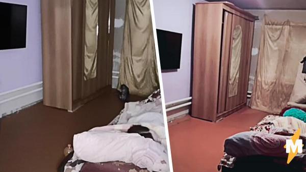 Девушка показала паранормальную активность в своей комнате. Людям страшно, но выход есть – «Школа ремонта»