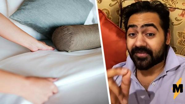 Доктор показал на видео, почему не нужно заправлять кровать (да-да). После такого мир чистюль перевернулся