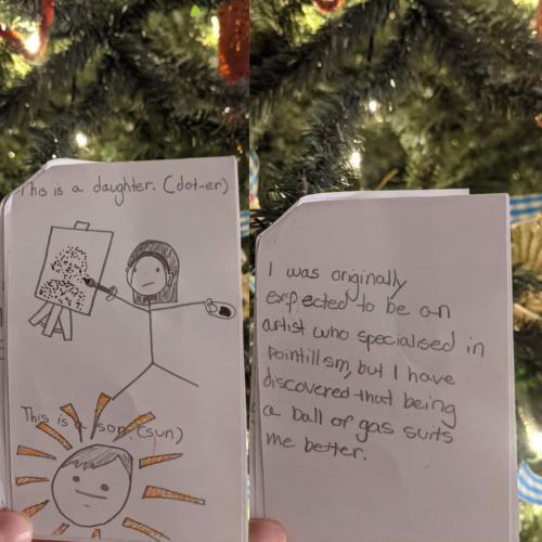Мальчик подарил маме открытку, которая растопила её сердечко. И раскрыла маленькую тайну её сына. Или дочки