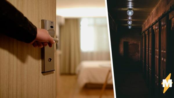 Гостья отеля нашла в номере загадочную комнату и сломала мозг. Вопрос о её функции - новый вид головоломок