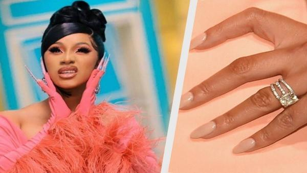 Женщина сделала ногти как у Карди Би и забыла, как пользоваться руками. Эксперимент доказал: селебы - не люди