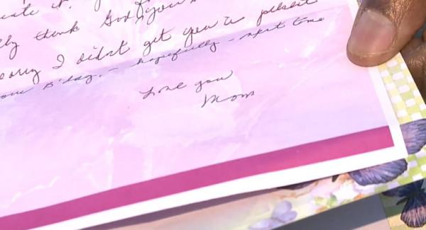 Женщина получила письмо и не поверила глазам. Оно из прошлого, но увидеть содержимое ей нужно было лишь сейчас