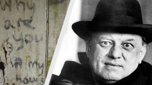 Друзья влезли в дом, где жил Алистер Кроули. Тогда они поняли, почему его звали «самым злым человеком в мире»
