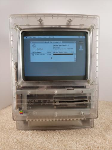 Люди увидели фото прототипа первого Apple Macintosh и влюбились в него.
