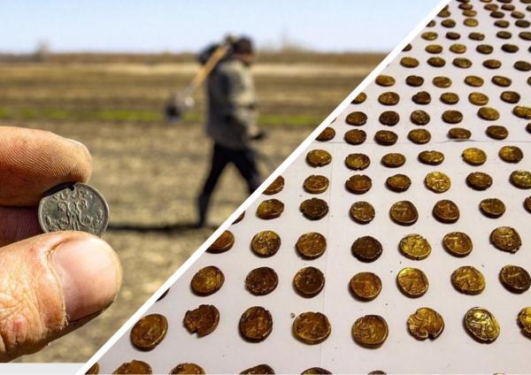Мужчина наблюдал за птицами, а нужно было смотреть под ноги. Там его ждало сокровище ценой в 80 млн рублей