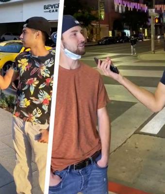 Блогер спросил двух парней, важен ли им вес девушек. Кажется, второй ответ — лучший гайд по завоеванию дам